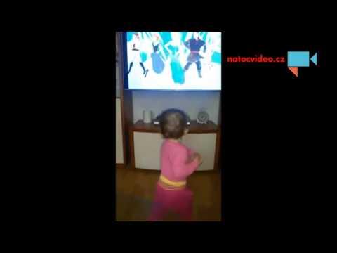 Jůlinčin Gangnam style tanec