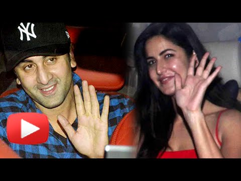 All Is Well Between Ranbir Kapoor And Katrina Kaif