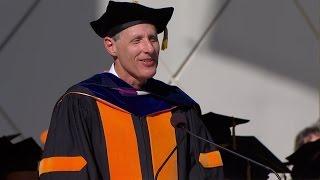 Inaugural Address - Thomas F. Rosenbaum - Oct. 24, 2014
