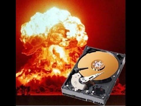 Professional Hard Drive Data Wiping , Hardware method 100% Security