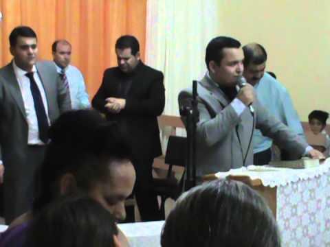 Pregador Diego antunes congresso de missões em vitoria as missões