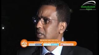Daawo: Waraysi Gaar Ah Musharax Jibriil Ibraahim Cabdalle