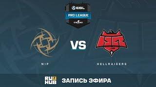 NiP vs HellRaisers - ESL Pro League S6 EU - de_inferno [ceh9, MintGod]