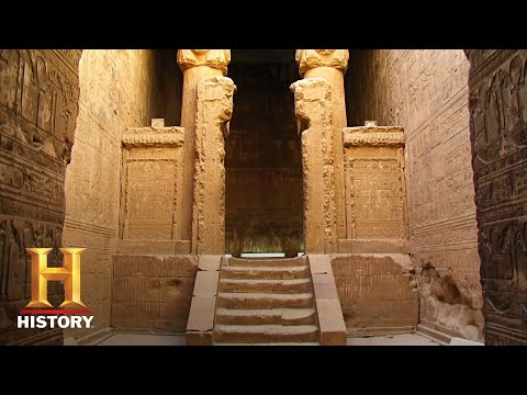 Ancient Aliens: The Temple of Edfu (Season 11, Episode 1)   History