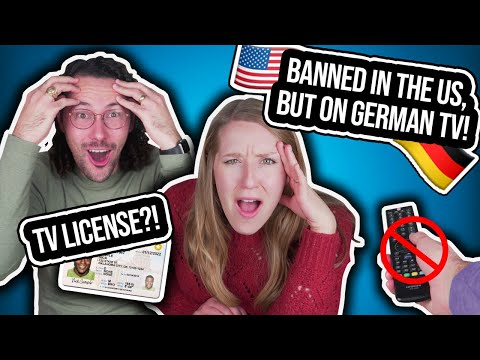 How Watching TV in GERMANY is COMPLETELY Different Than in AMERICA