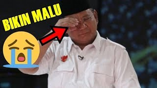 Video Sok Pintar! Kritik Pertemuan IMF, Prabowo Malah Bikin Malu Indonesia MP3, 3GP, MP4, WEBM, AVI, FLV Januari 2019