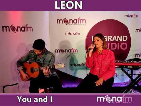 Léon est suedoise et en Live sur Mona FM