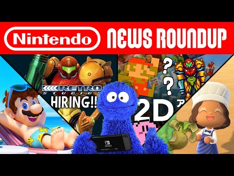 Some Exciting Hires, Xbox Boss Praises Nintendo, More Mario Summer Madness | NINTENDO NEWS ROUNDUP