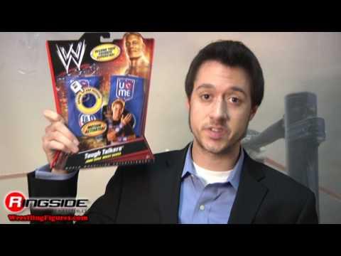 John Cena WWE Tough Talkers 1 Mattel Kids Toy Wrestling Gear – RSC Figure Insider