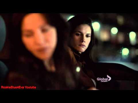 ~* Rookie Blue Season 5 Episode 2 (5x02) Andy Gives Sarah a Ride *~