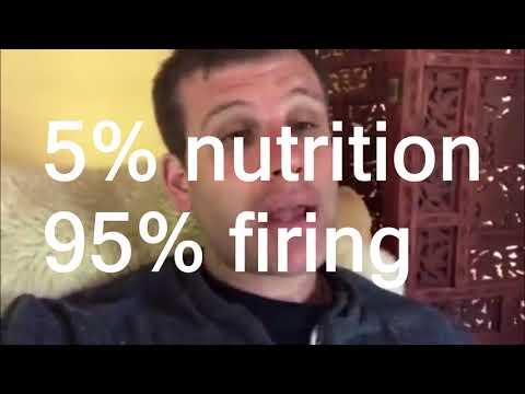 Jason Genova talkening about 5% nutrition  Ric Flairening edit