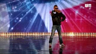 Dubstep Danser Carl - Norske Talenter 2012 Full Audition (chew Bubblegum And Kick Ass!)