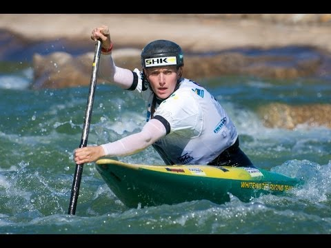 Rosalin Lawrence, Winner 2014 Oceania Open Canoe Slalom