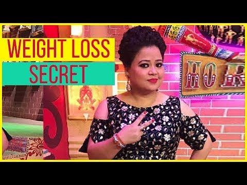 Bharti Singh's WEIGHT LOSS Secret REVEALED | MARRI