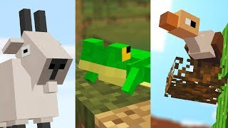 We made the New Minecraft Biome Vote Update ourselves