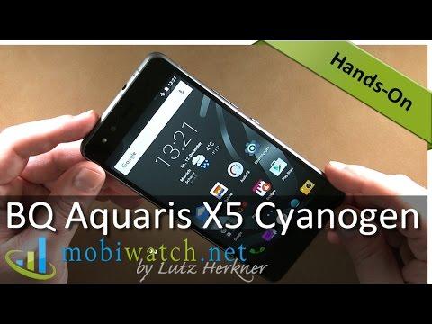 BQ Aquaris X5: Cheap 5