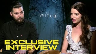 Nonton Anya Taylor Joy And Robert Eggers Exclusive Interview   The Witch  2016  Film Subtitle Indonesia Streaming Movie Download