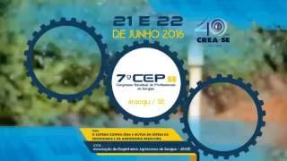 7º Congresso Estadual de Profissionais de Sergipe