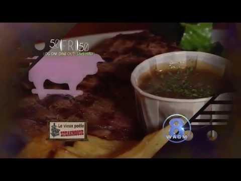 Le vieux poele Steakhouse 6/13/14