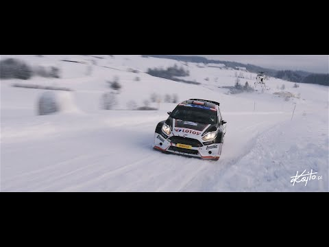 Winter Wonderland - Kajetanowicz/Baran - 1st place Janner Rallye 2015