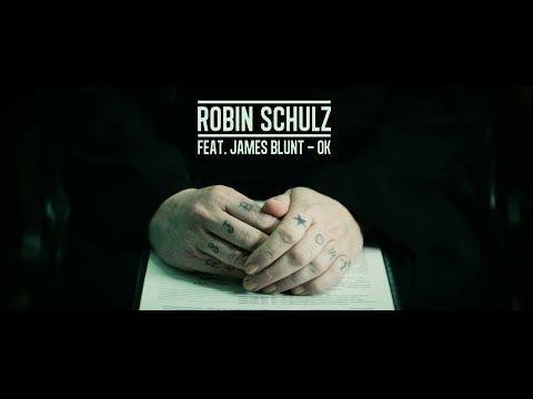 Robin Schulz 羅賓舒爾茨 - OK feat. James Blunt 詹姆仕布朗特  (華納official HD高畫質官方中字版)