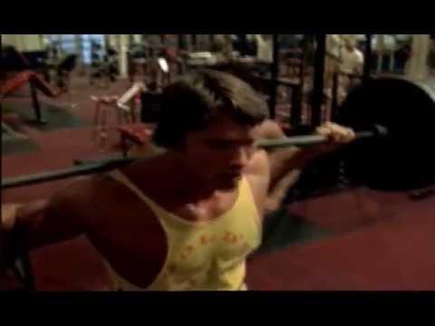 Arnold Schwarzenegger's 1975 Training For Mr. Olympia