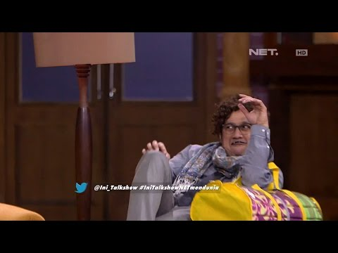 The Best of Ini Talkshow - Om Yo Jatoh,  Sule Ngakak Sampe Nangis