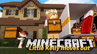 Video Minecraft Parents - LITTLE KELLY & BABY ELLIE MOVE OUT! MP3, 3GP, MP4, WEBM, AVI, FLV Desember 2018