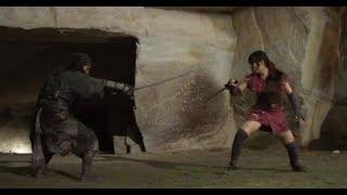 Nonton Rina Takeda Vs  Mitsuki Koga Fight Scene Film Subtitle Indonesia Streaming Movie Download