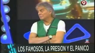 Testimonio de Leandro Rud por Panico en Bendita TV Martes 3 de Febrero 2015