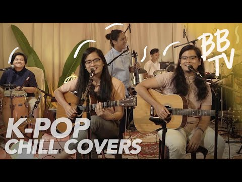 BBTV (By Ben&Ben) Ep. 5 | Kpop Covers Challenge Two