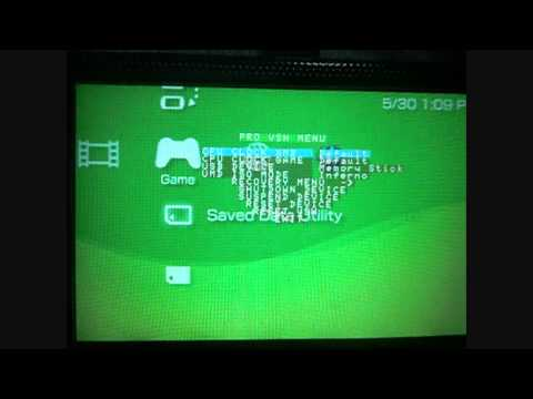 PlayStation Portable system software