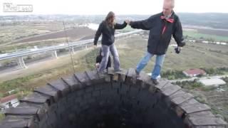 Rosyjski sposób na wyleczenie lęku wysokości!