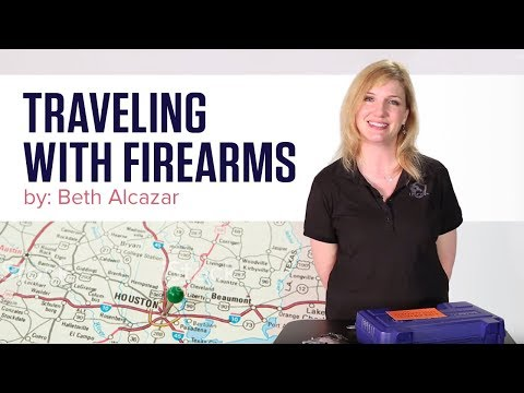 5 Tips For Traveling With Firearms and Bulk Ammo On An Airplane