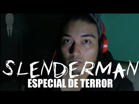 Slenderman | GamePlay | Especial de Terror