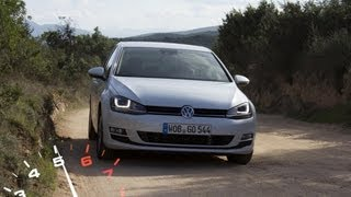 The New Volkswagen Golf 7 2013 Review