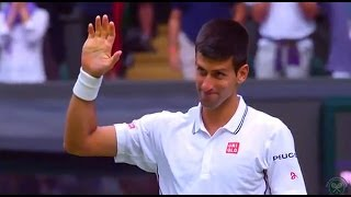 Day 3 Preview: Djokovic faces tough test - Wimbledon 2014