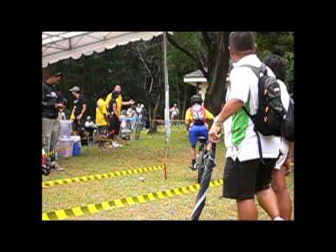 My Kid First MTB Race