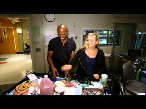 Jessica Capshaw takes us behind the scenes of Grey's Anatomy [Rachael Ray Show, Nov.6th, 2014]