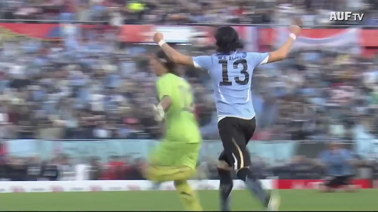 Recuerdo de Uruguay campeón de América 2011