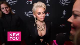 Video Agnez Mo at the California Christmas Tree Lighting MP3, 3GP, MP4, WEBM, AVI, FLV September 2018