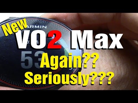 week 15   return to marathon training and a new VO2 Max