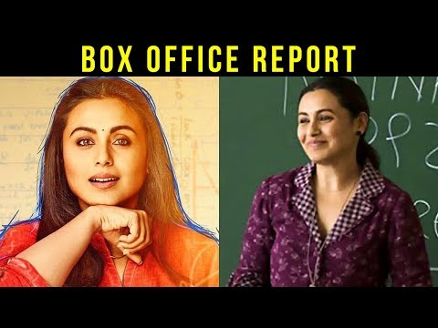 Rani Mukherji's HICHKI | Box Office Report