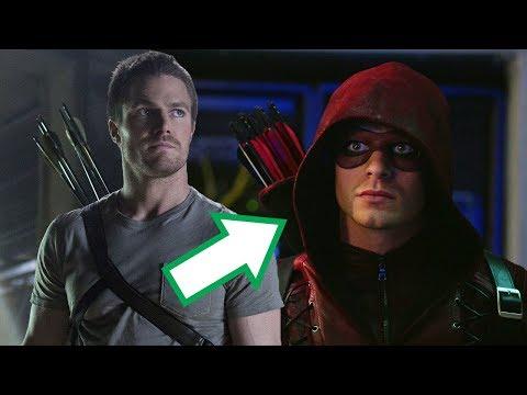 Arrow Season 7 Episode 1 Teaser Breakdown! - Longbow Hunters Reveal and Arsenal's Return!