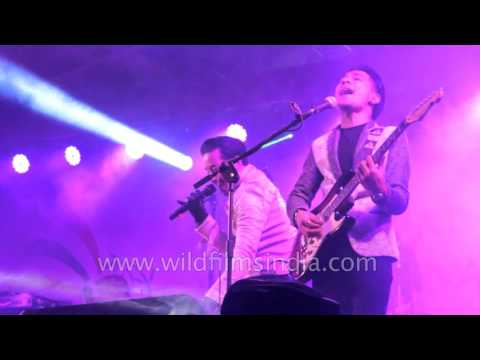 Video Nepali singer Sabin Rai & The Elektrix live in Sikkim download in MP3, 3GP, MP4, WEBM, AVI, FLV January 2017