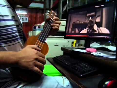 ไม่ต่างกัน cover ukulele (видео)