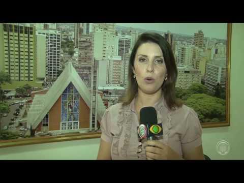 TV Tarobá (Band)  Jornal Paraná TV - 1ªedição