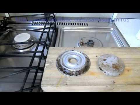Как ремонтировать газ плиту