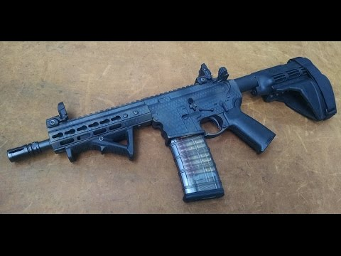 SMI 300 Blackout  AR Pistol