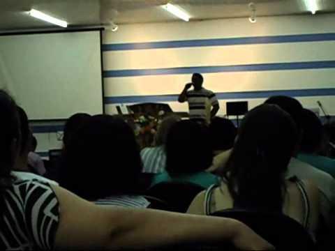 André Marques Igreja Betel Santa Cruz das Palmeiras